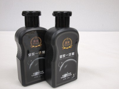 一洗黑,coloured shampoo